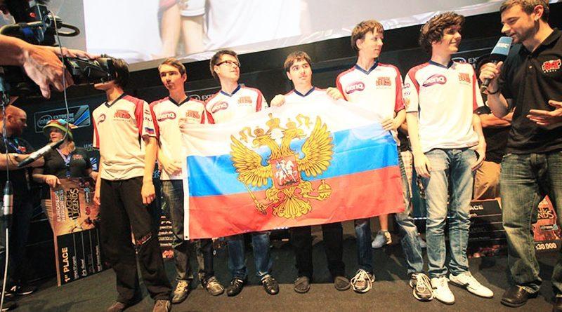Киберспорт | источник: iphones.ru