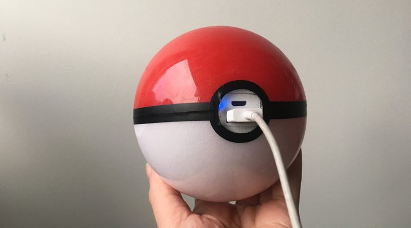 Pokemon powerbank