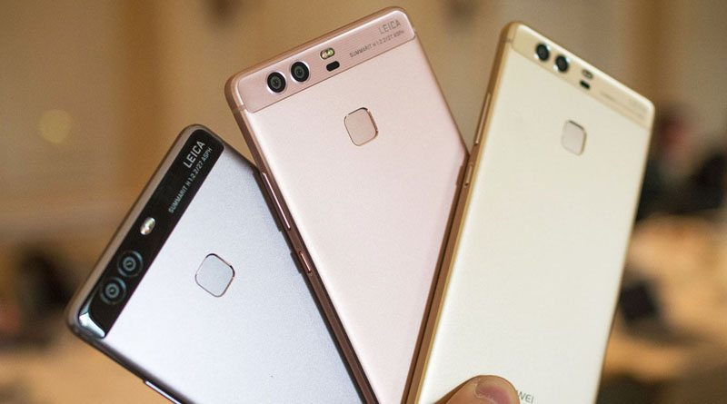 Обзор смартфонов Huawei P9 и P9 Plus | фото: androidcentral.com