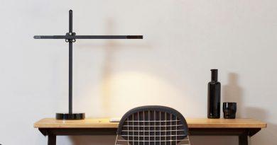 Обзор необычный лампы Dyson CSYS | фото: Ed Reeve, archiexpo.com