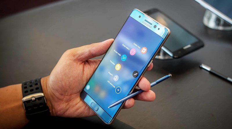 Обзор Samsung Galaxy Note 7 | фото: androidauthority.net