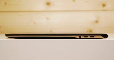 Обзор самого тонкого ноутбука Acer Swift 7 | фото: cdn2.pcadvisor.co.uk