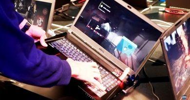 Игровые ноутбуки Nvidia GTX 1060 1070 1080