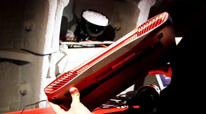 ASUS ROG геймерский ноутбук