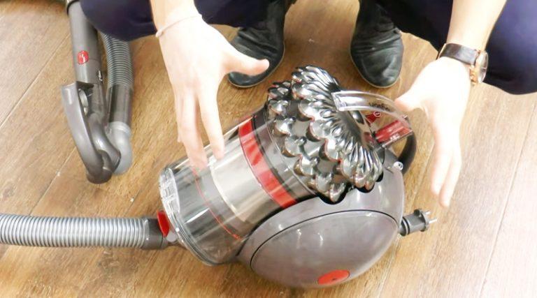 пылесос dyson беспроводной как чистить фильтр