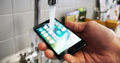 Обзор черного iPhone 7