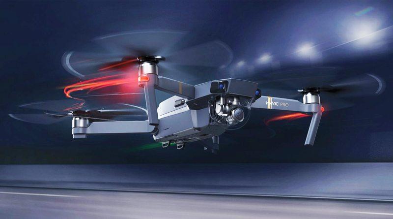 Обзор дрона DJI Mavic Pro