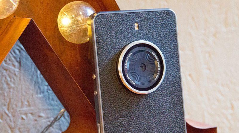 Смартфон Kodak Ektra | источник: engadget.com