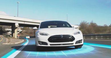 Автопилот Tesla | источник: engadget.com