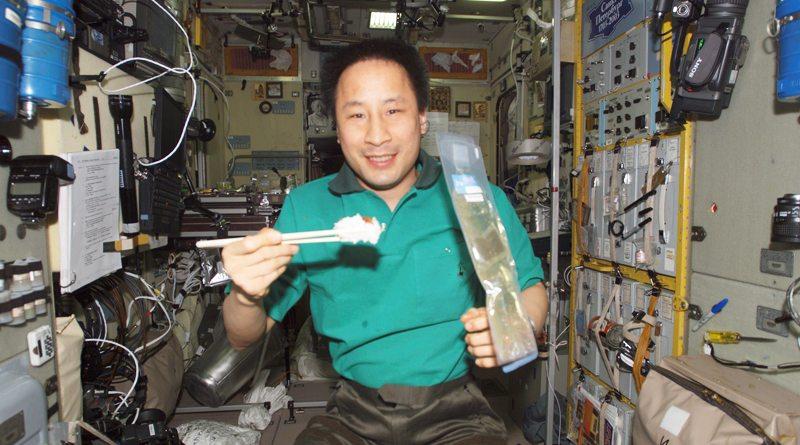 НАСА показало еду марсианских астронавтов