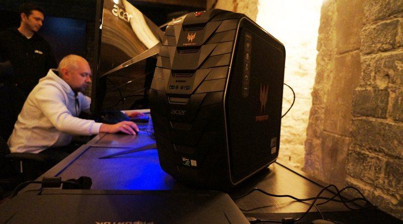 Геймерские новинки Acer Predator