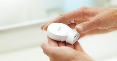 Анализатор Breathometer Mint | фото: pbs.twimg.com