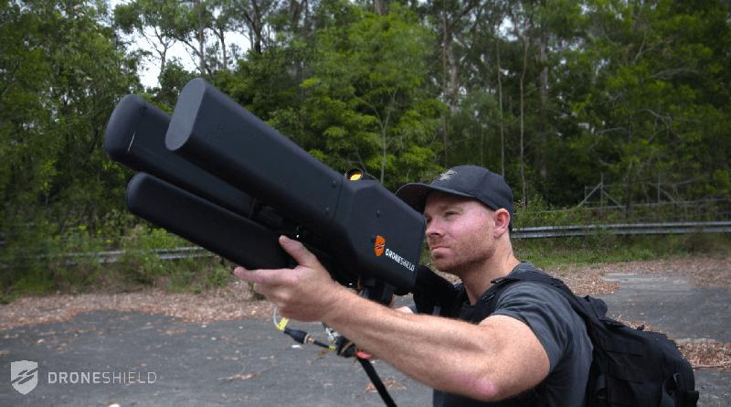 Пушка DroneGun от DroneShield