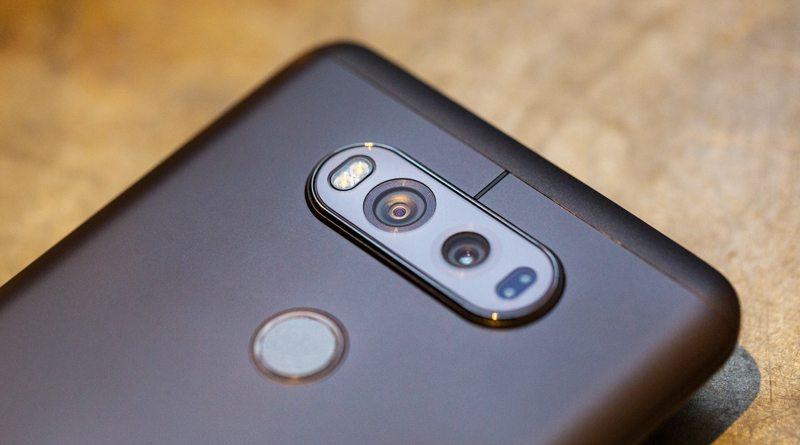LG V20 | источник: theverge.com