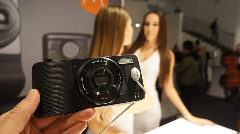 Смартфоны Lenovo Moto Z и Moto Z Play