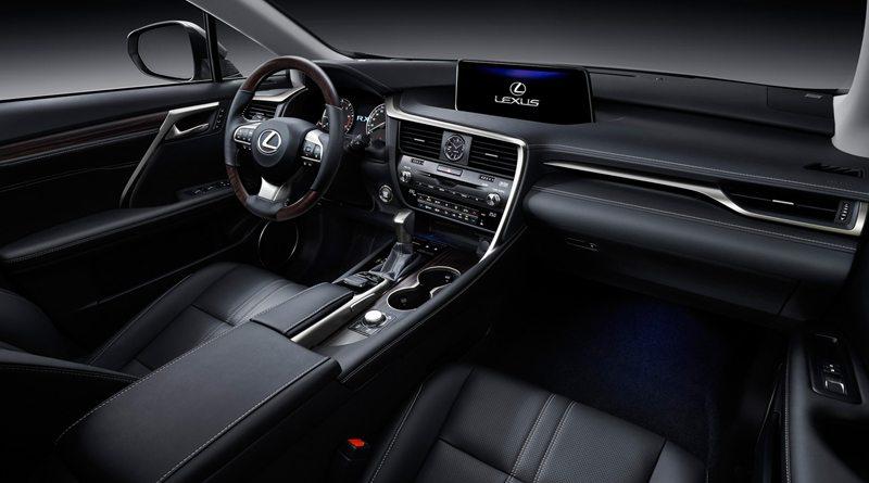 Тест-драйв Lexus RX 200t