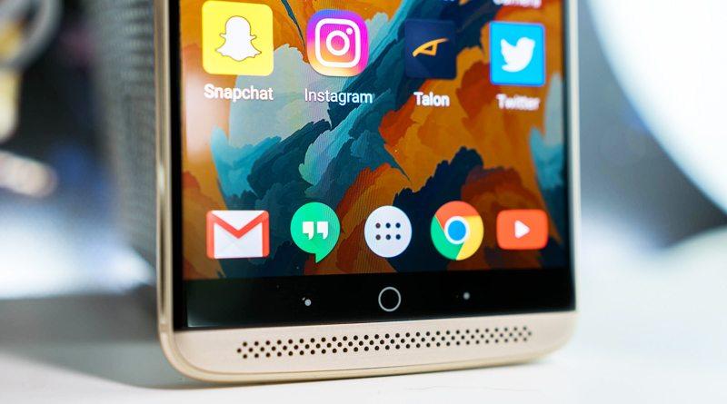 ZTE Axon 7 | фото: androidauthority.net