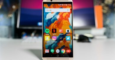 ZTE Axon 7 Premium | фото: androidauthority.net