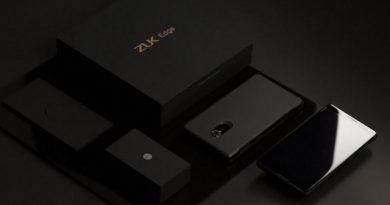Смартфон ZUK Edge