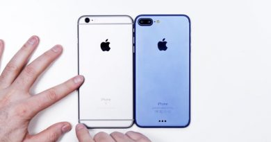 Настоящий Apple iPhone 7 и копия iPhone 7 | фото: 4.bp.blogspot.com