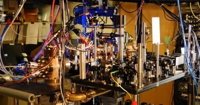 Атомные часы NIST