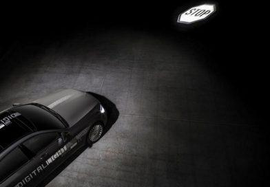 В Mercedes придумали цифровые фары