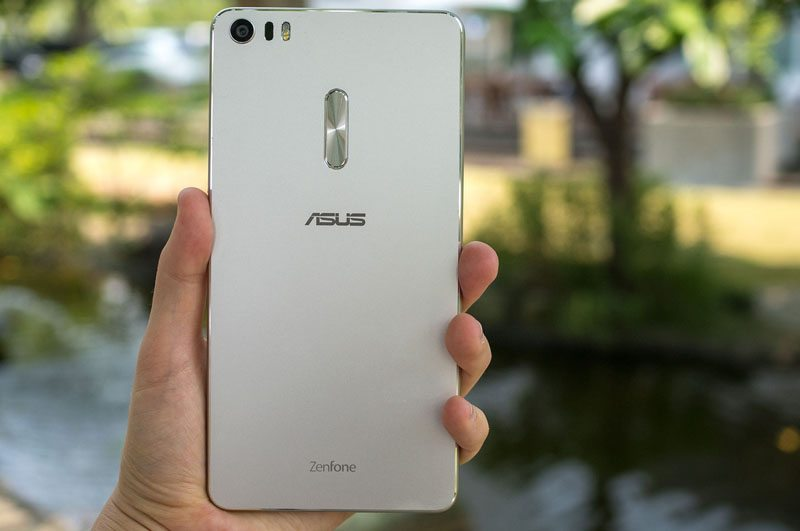 ASUS ZenFone 3 Ultra (2) | фото: androidcentral.com