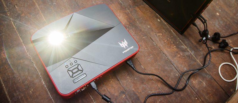 Лазерный проектор Acer Predator Z850