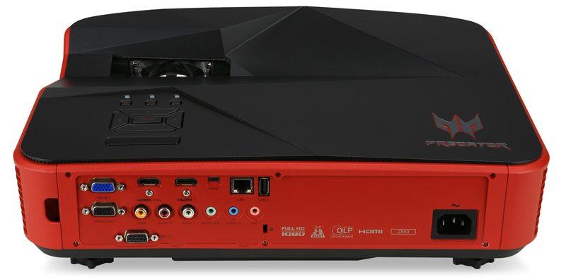 Лазерный проектор Acer Predator Z850   фото: betanews.com
