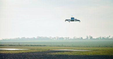 Amazon AIr Prime Delivery