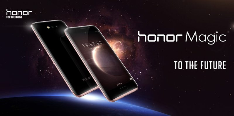 Смартфон Huawei Honor Magic