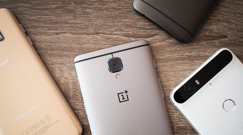 Лучшие смартфоны 2016 | фото: androidcentral.com