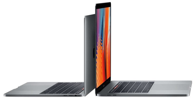 Apple MacBook Pro 2016 13 и 15 дюймов с TouchBar