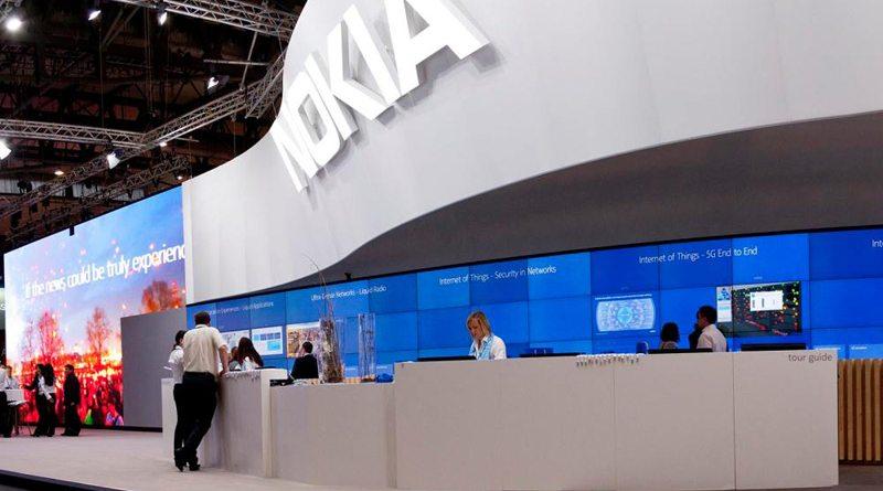 Стенд компании Nokia | фото: invidis.de
