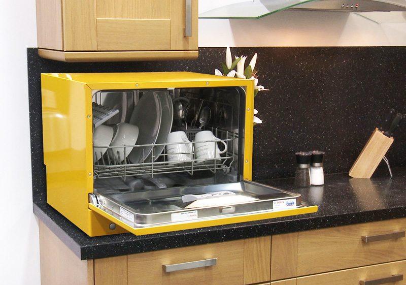 Компактная посудомоечная машина | фото: content.ao.com