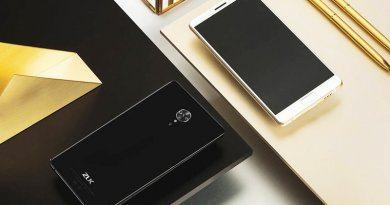 Смартфон Lenovo Zuk Edge (1)