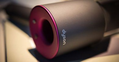 фен Dyson Supersonic (5) | фото: mashable