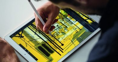 Apple iPad Pro 12.9 и Apple Pencil
