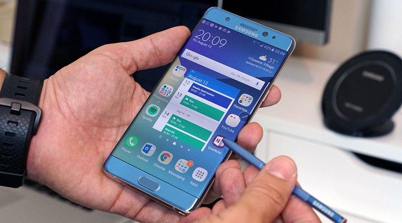 Samsung Galaxy Note 7 | фото: i.ytimg.com