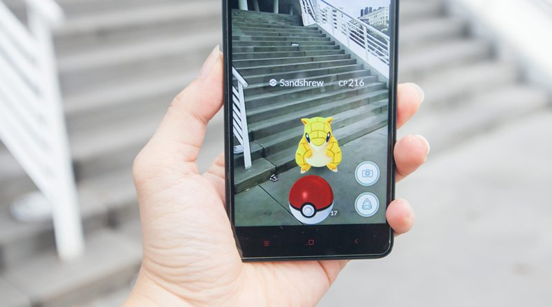 Игра Pokemon Go | фото: huffpost.com