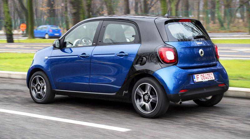 Smart ForFour | фото: autoevolution.com