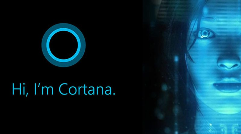 Голосовой помощник Microsoft Cortana