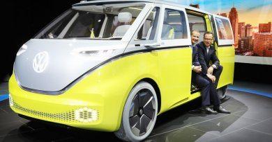 Volkswagen I.D. Buzz (1) | фото: patch.com