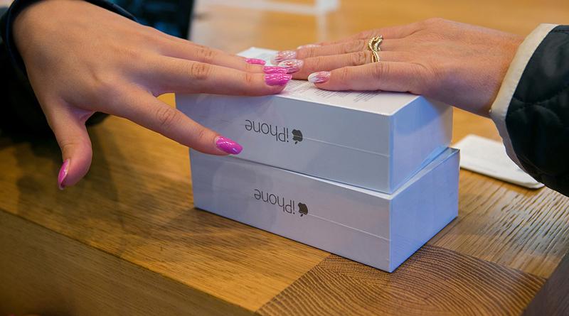 Техника Apple | фото: wired.com