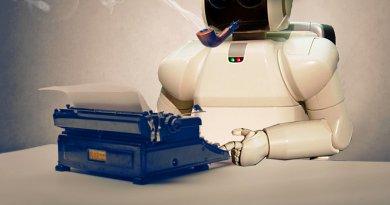 Робот-журналист опубликовал первую статью