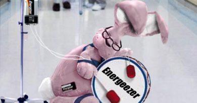Старый Energizer | фото: freakingnews.com