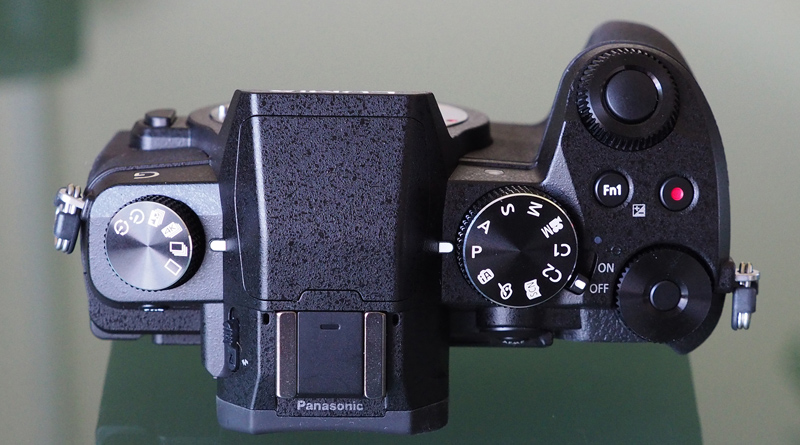 Panasonic G80 5 | фото: ephotozine.com