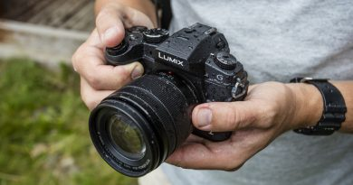 Panasonic Lumix G80 (3) | фото: mynewsdesk.com