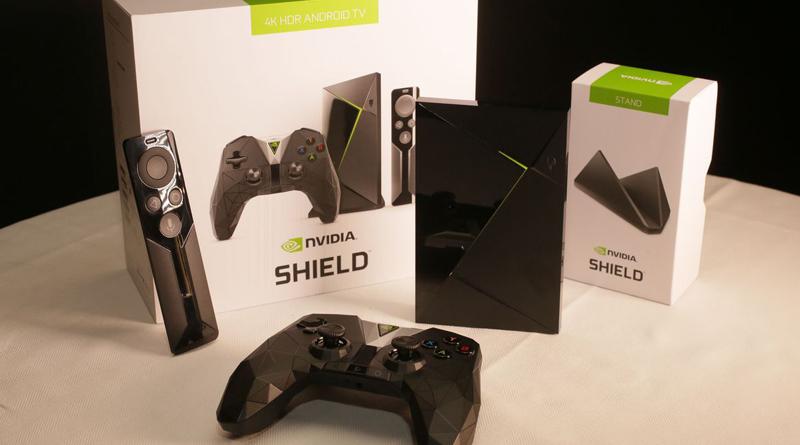 Приставка Nvidia Shield и Shield Pro gen2 2017 (6) | фото: cnet