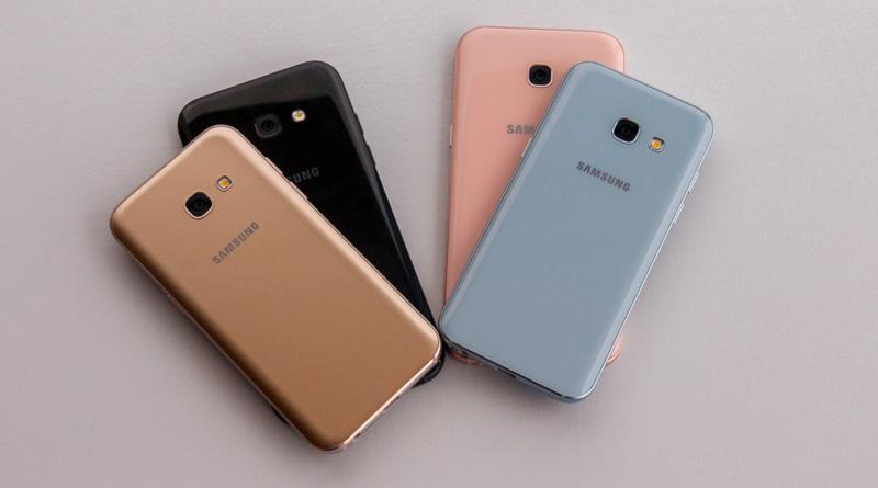 Samsung A3 A5 A7 2 2016-2017 (2)   фото: androidauthority.com